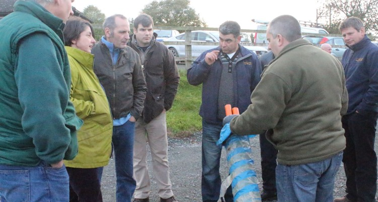 District heating scheme discussed at bioenergy training day