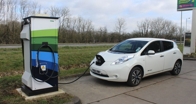 Sustainable Transport Charging Up