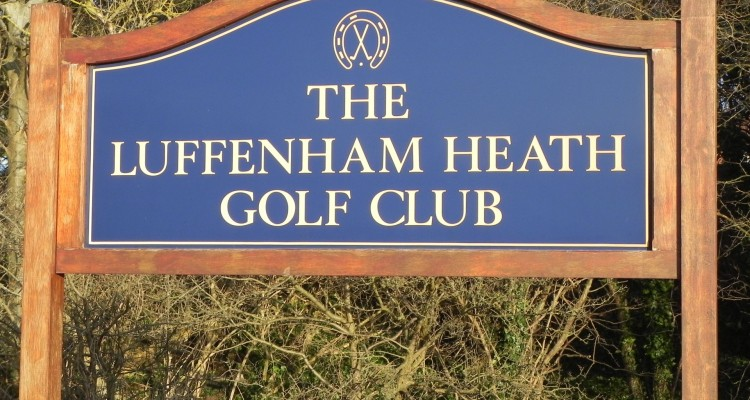 Luffenham Heath Gold club