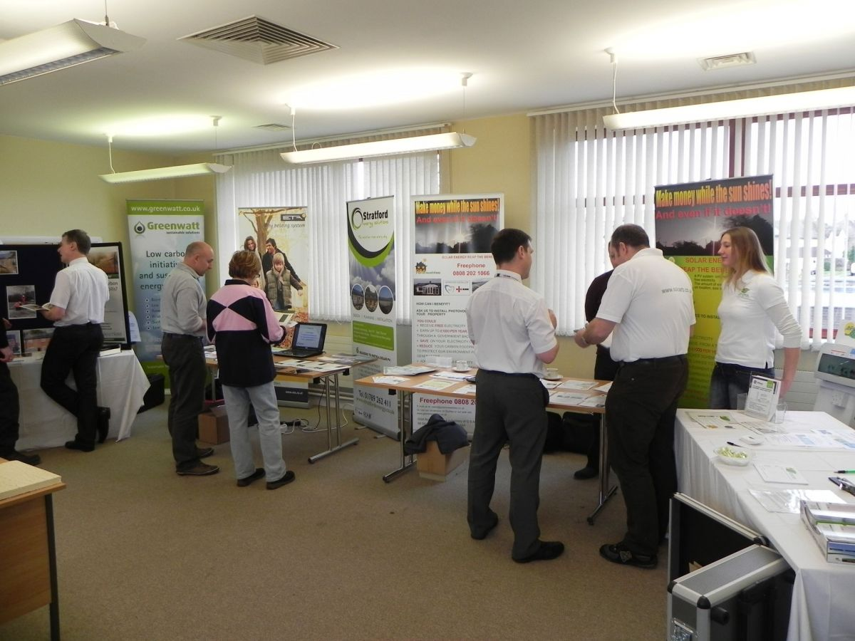 Community energy fairs