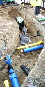 Managing underground utilities