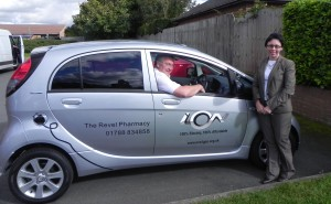 Electric vehicles for GP surgeries and Health Centres