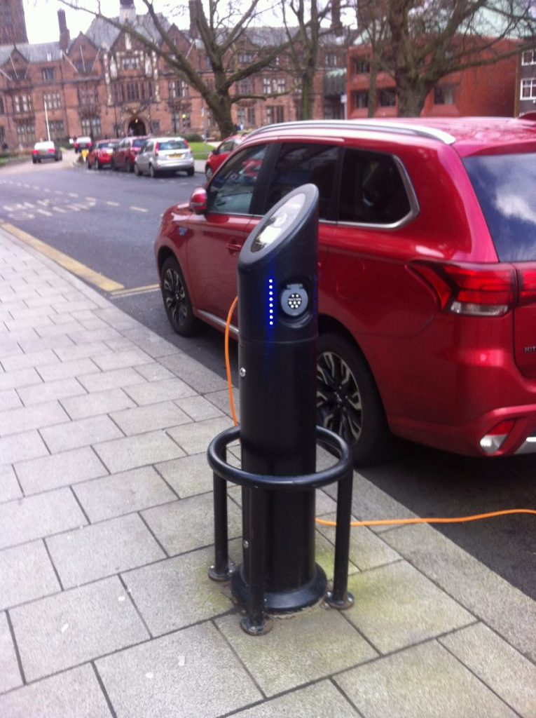 Councils to upgrade charge points